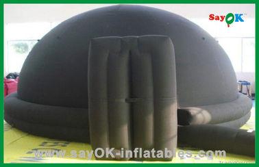 중국 휴대용 팽창식 플라네타륨 집 내화성이 있는 팽창식 돔 천막 협력 업체