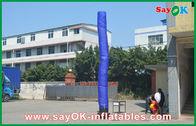 중국 밑바닥 송풍기 결혼식 사용을 가진 파란 팽창식 녀석 공기 하늘 무희 공장