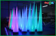 양질 팽창식 공기 천막 & 클럽/촉진을 위한 다채로운 선잠기 훈장 팽창식 콘 판매