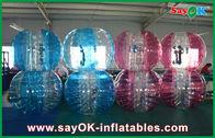 양질 팽창식 공기 천막 & 팽창식 장난감 풍부한 공 축구 거품, 팽창식 인간적인 햄스터 공 판매