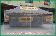 중국 3X6m 프리미엄 알루미늄 광고 접히는 천막, 6각형 큰천막/전망대 공장
