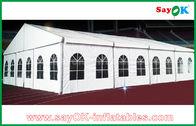 중국 Wedding 사건 상세 사양을 위한 10x10 옥외 알루미늄 구조 Pgoda MarqueeTent 공장