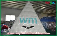 중국 사건을 위한 선전용 팽창식 제품을 인쇄하는 방수 PVC 파열 피라미드 로고 공장
