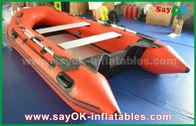 중국 물 게임 SGS UL를 위한 내구재 2 - 4 사람 PVC 팽창식 배 공장