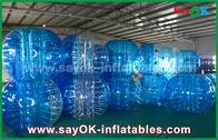 중국 튼튼한 팽창식 스포츠 게임/투명한 PVC TPU 팽창식 거품 공 공장