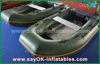중국 배 0.9/알루미늄 지면/헤엄을 가진 1.2 mm를 방수포 PVC Inflatabe 녹색이 되십시오 공장