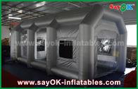 중국 차 덮개를 위한 여과기를 가진 이동할 수 있는 팽창식 공기 천막/팽창식 살포 부스 공장