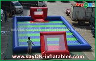 중국 튼튼한 PVC 방수포 팽창식 스포츠 게임/아이 팽창식 축구 공장