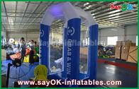 중국 촉진/광고/오락을 위한 돈 Graber 기계가 LED에 의하여 점화합니다 공장