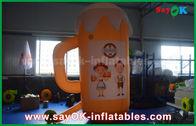 중국 촉진/당을 위한 주황색 주문 팽창식 제품/팽창식 컵 및 맥주 공장
