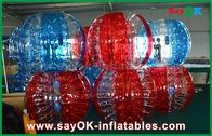 중국 투명한 PVC/TPU 성인/아이를 위한 팽창식 축구 거품 인간적인 공 공장