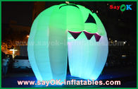 중국 유령 문/큰 팽창식 호박을 점화하는 귀여운 팽창식 휴일 훈장 공장