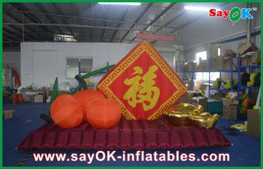 3m 중간 주문 팽창식 제품 축제 선전용 Inflatables