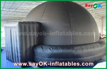 팽창식 아이 학교 장비 영화 Starlab 투상 천막 360도 가득 차있는 돔